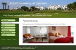 www.golf-resort-spain.com - Ferienwohnung in Spanien