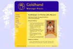 www.goldhand.ch - Goldhand Massagepraxis Bern